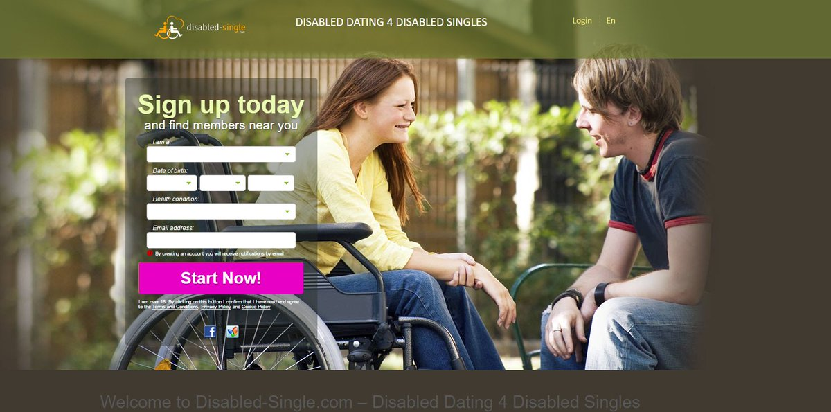 Disabled dating com