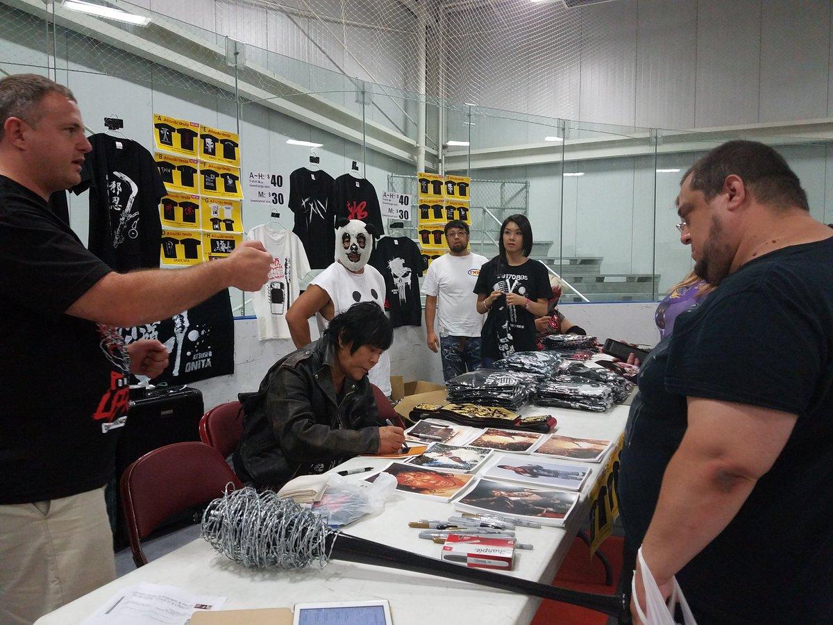"""CZW: Resultados """"Once in a Lifetime"""" 05/08/2014 La noche en que Onita hizo historia 2"""