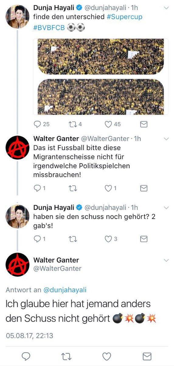 Dunja Hayali On Twitter Kurze Abstimmung Während Ich Meine Bvb