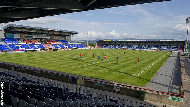 Caledonian Stadium, Inverness Caledonian Thistle RT if youve been, like if not