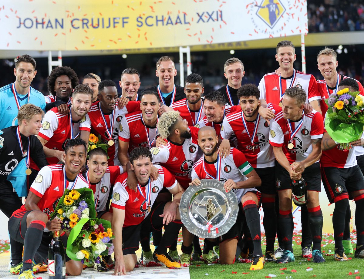Video: Feyenoord vs Vitesse