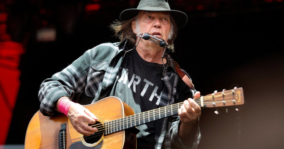 Neil young archives