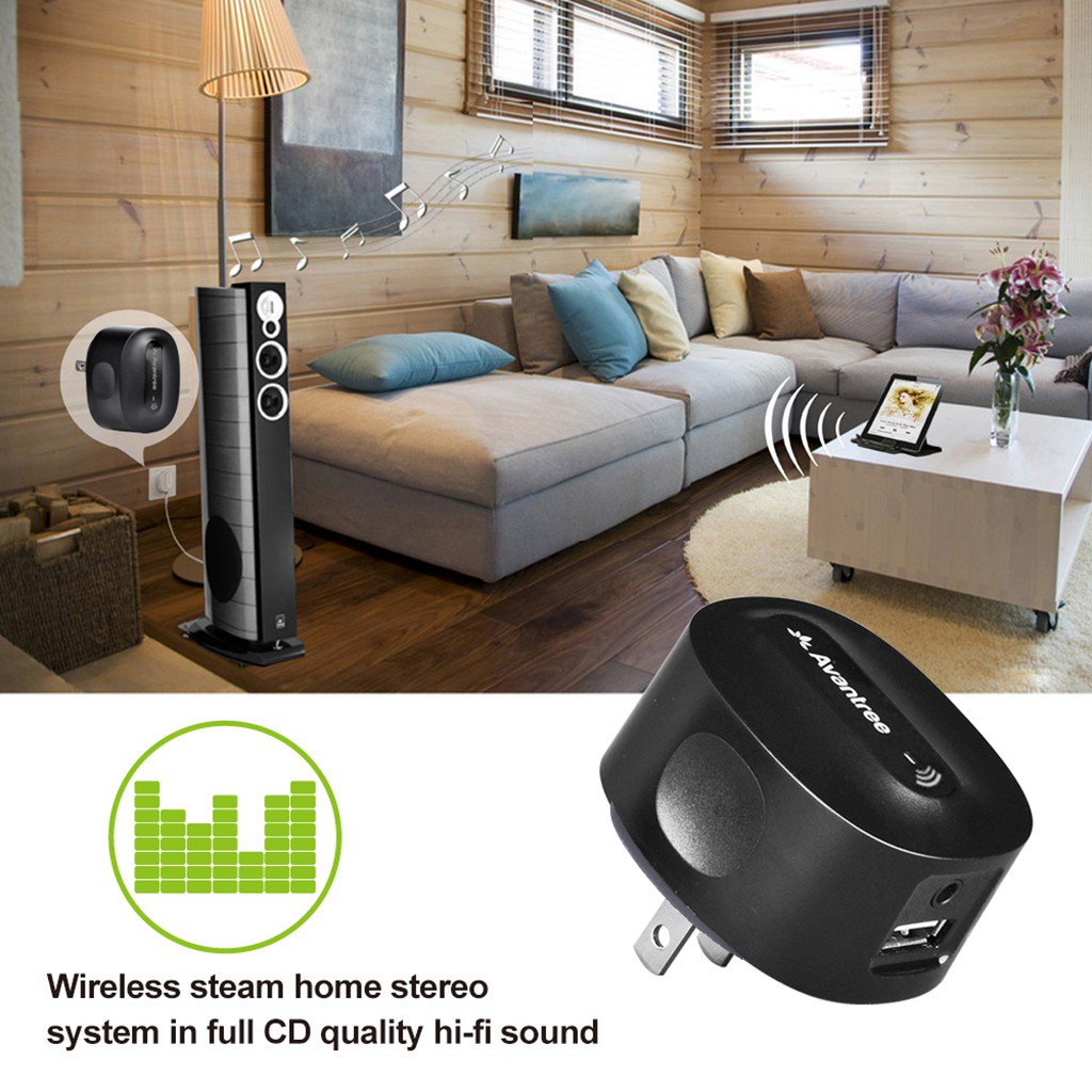 Stream #music #wirelessly from your traditional #homestereo system whenever you want. #Pairs instantly and connects:  https:// goo.gl/TMSYdb  &nbsp;   <br>http://pic.twitter.com/CxzqLKuav6