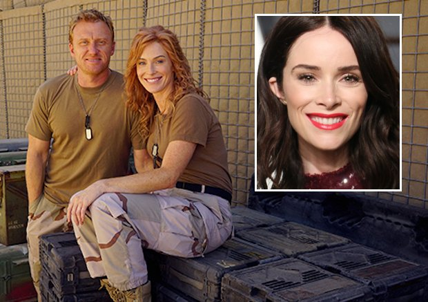 Tvline Com On Twitter Greysanatomy Bridgetregan Weighs In On Recast Says Abigailspencer Will Make A Brilliant Megan Https T Co 7ngoqcwjgi Https T Co Qnx7qgxgk3