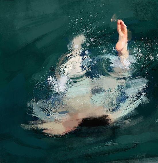 《Pedro Covo》コロンビアのアーティスト。印象派画家のような手の動きやリズムを伝える筆触、常…