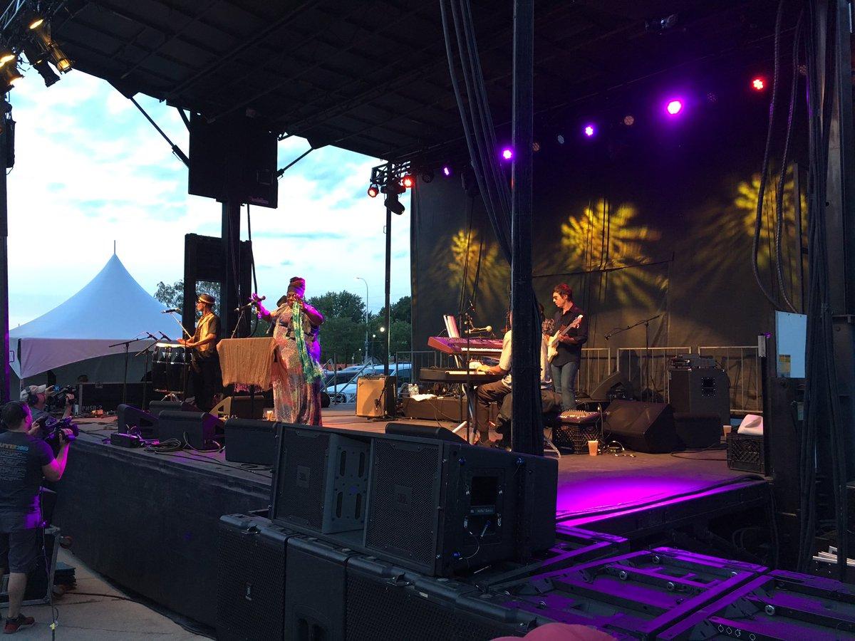 Saturday night in Westland with Blues, Brews and #BBQ #BBB17 @CityOfWestland<br>http://pic.twitter.com/iJGkSPCIMb