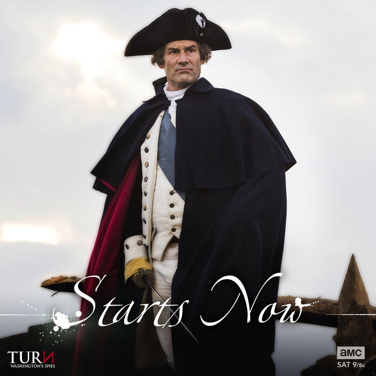 The moment is upon us. #TurnAMC starts n...