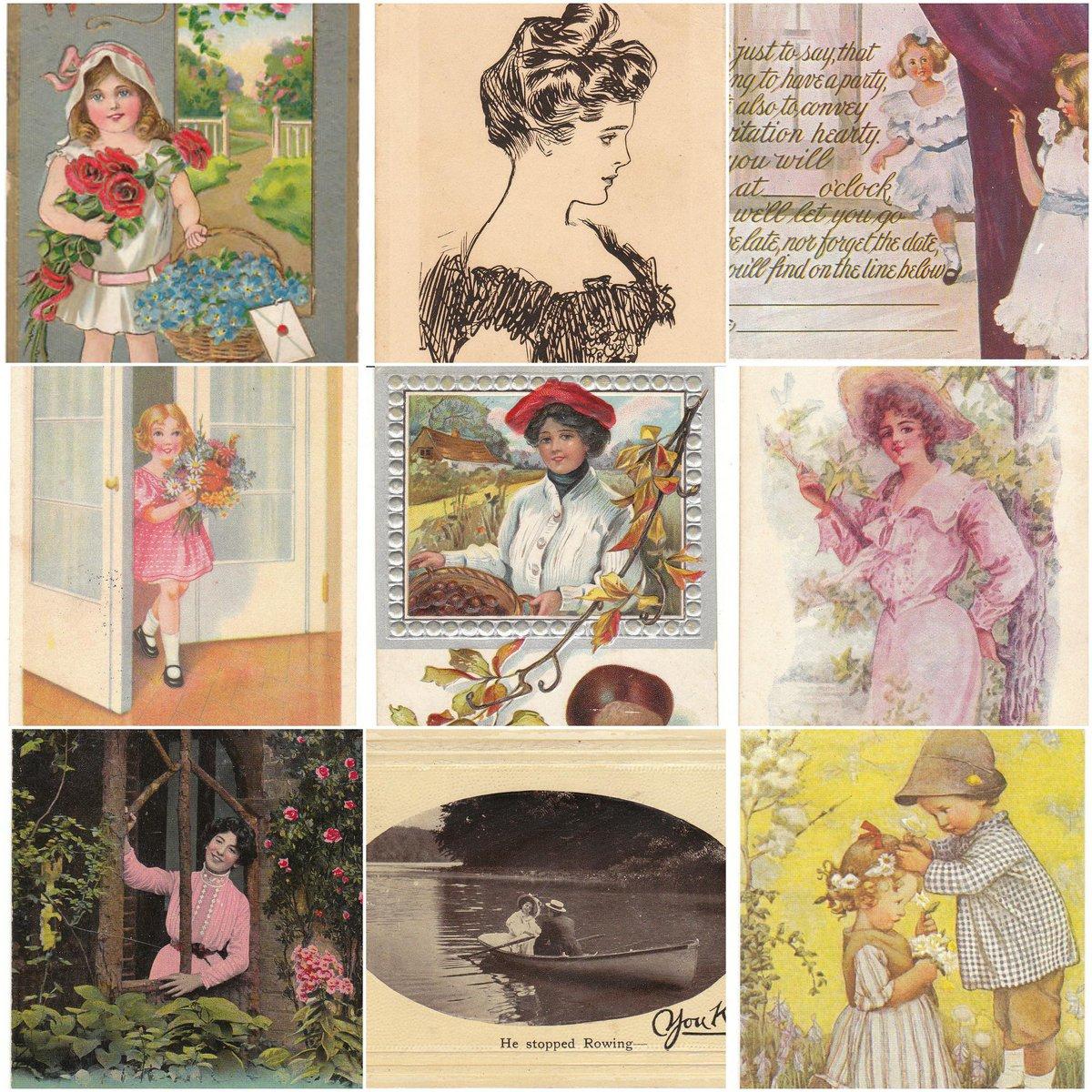 Fabulous #vintage #ephemera to frame, collect or gift: https://t.co/jUwdpvPSgH   Birdhouse Books on #eBay https://t.co/999DhacPsf