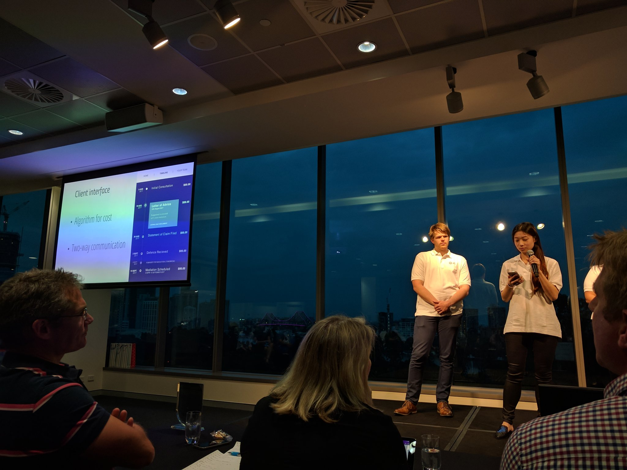 InsideOut: matter transparency for clients, ease for lawyers #disruptinglaw @Legal_Forecast @QUTStarters @QUTfoundry @HSFlegal https://t.co/BaJEKWNeiY