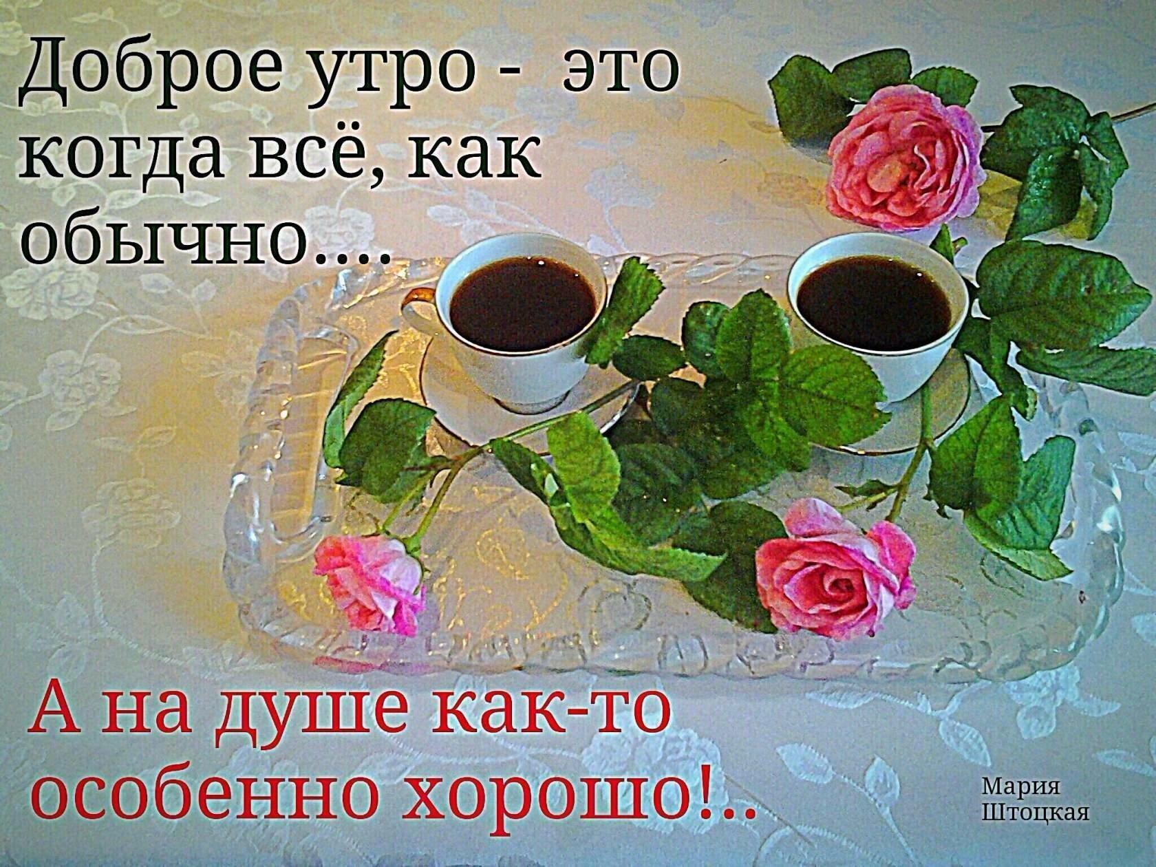 пожелание доброго утра ольге в стихах