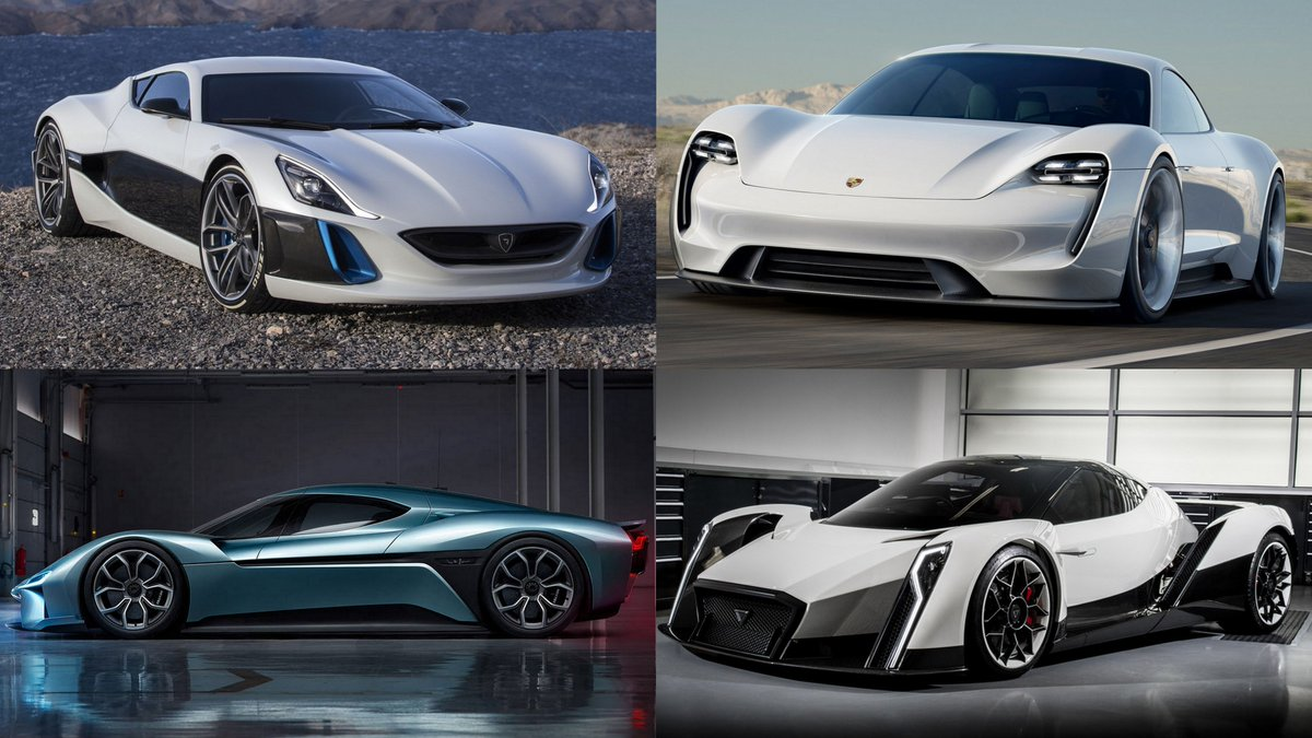 Fast good looking cars