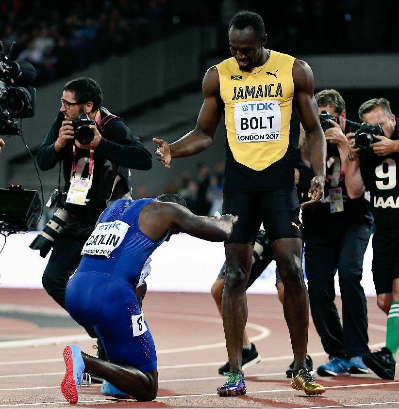 Twitter Salutes Usain Bolt As The Greatest Sprinter Of All Time Bows Out With A Bronze At World Championships 1