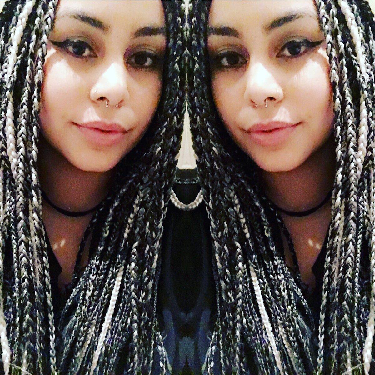 Hayley Pickering On Twitter Boxbraids Braids Protectivestyles Mixedrace Mua Makeup Wingedliner