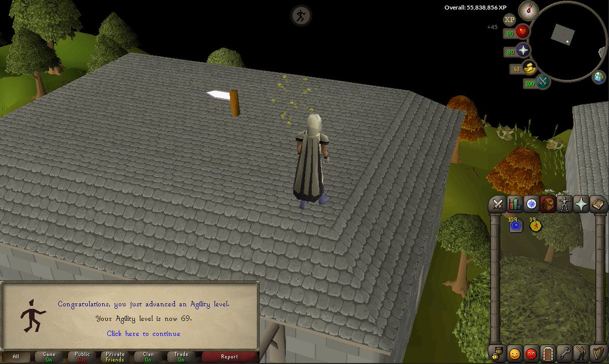 Daniel On Twitter How Do People Even Get 99 Agility This Skill Is The Worst