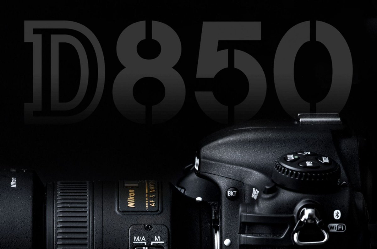 The Nikon D850 Announced But Not Revealed #photography #camera https://t.co/8intZZZU3o https://t.co/GRqk4BOKg9