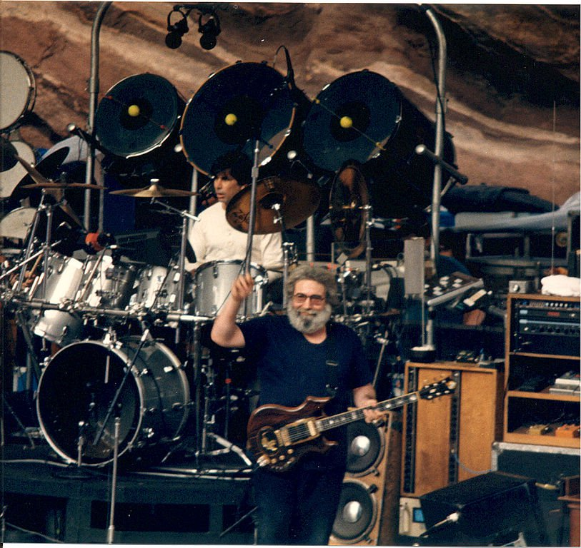 Happy Birthday, Jerry Garcia. We Love You. Here s Why.