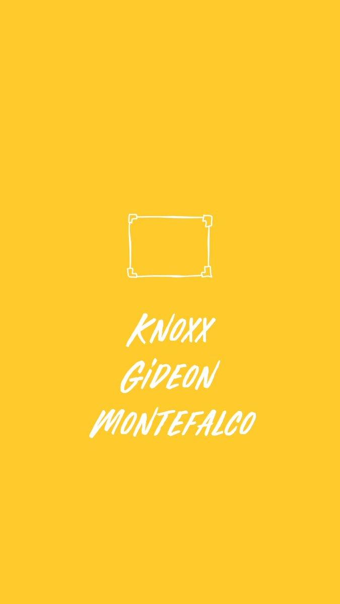 Lockscreens On Twitter Mustard Yellow Montefalco Boys
