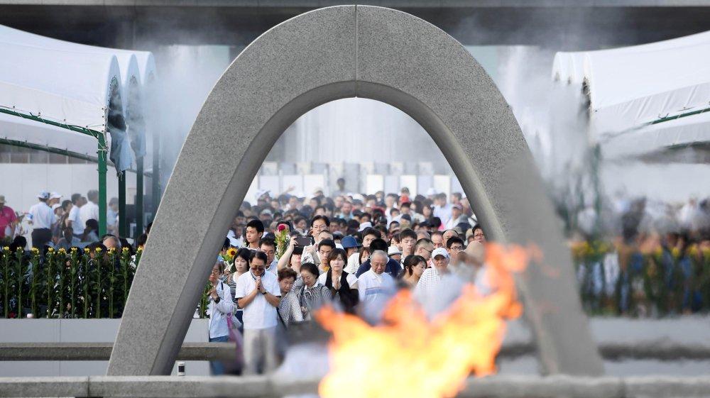 ВЯпонії вшанували пам'ять жертв бомбардування Хіросіми
