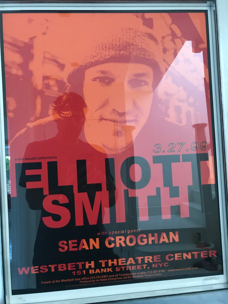 The late great Elliott Smith would have been 48 today. #SaintIdesHeaven https://t.co/aoJwIIcBhx