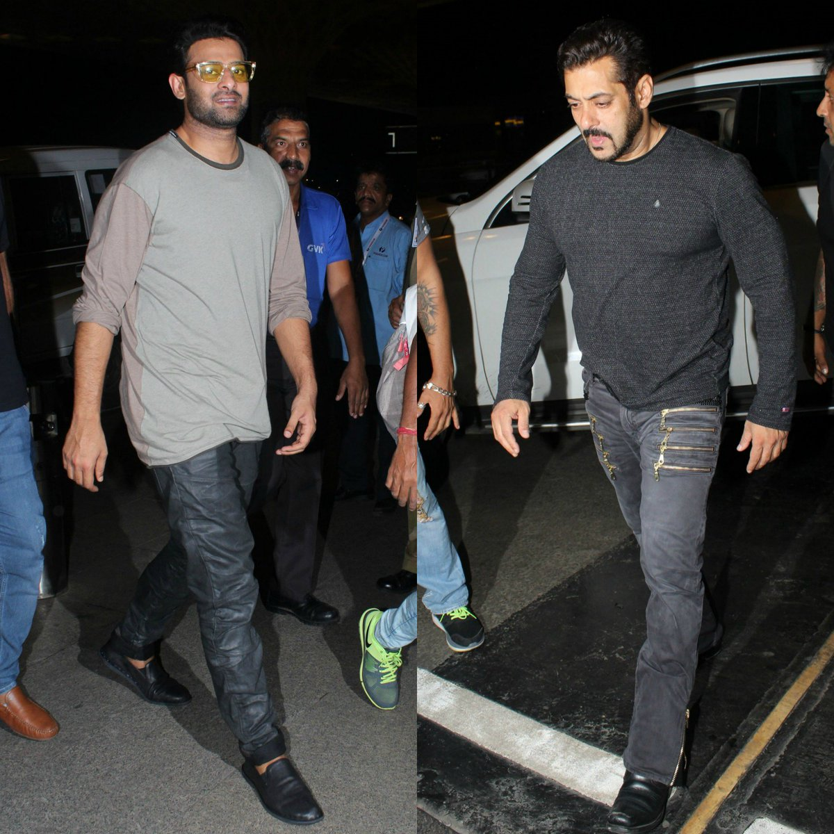 Who's your favourite star - Prabhas or Salman Khan?
