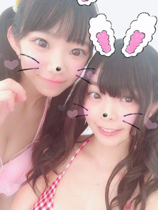 グラビアアイドル柚月彩那のTwitter自撮りエロ画像21