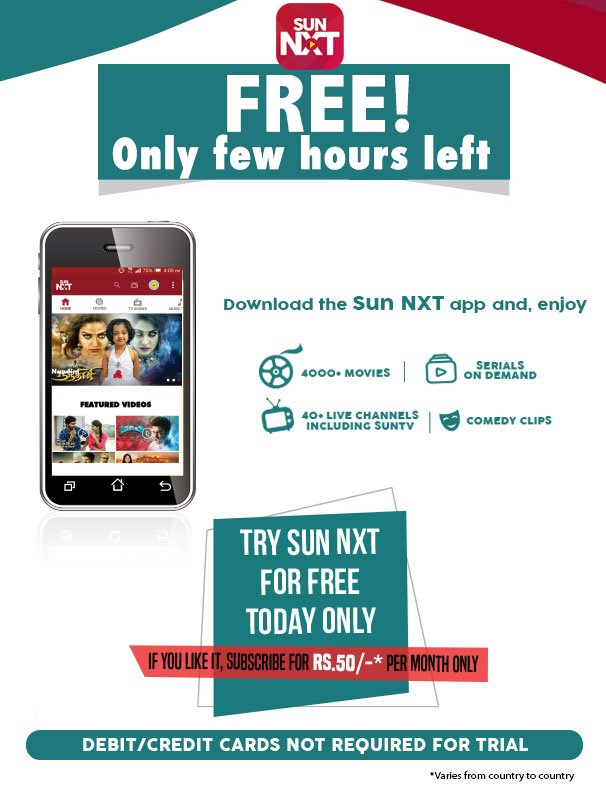 Sun nxt app download for android phone | Sun NXT App Free Download