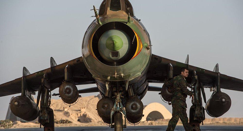 Militar que abateu avião sírio Su-22 em junho revela os pormenores da história https://t.co/Rs4mnQZ7ob