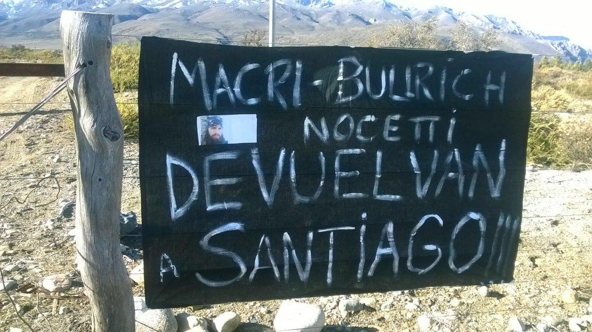 Altas fuentes judiciales de la provincia de Chubut dijeron a Hoy que el cadaver encontrado en las ultimas horas en las aguas del rio Chubut es el del joven artesano de 28 anos