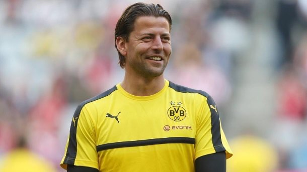 Happy birthday Roman #Weidenfeller   Our goalkeeper turns 37 today! <br>http://pic.twitter.com/oLIRSorotO