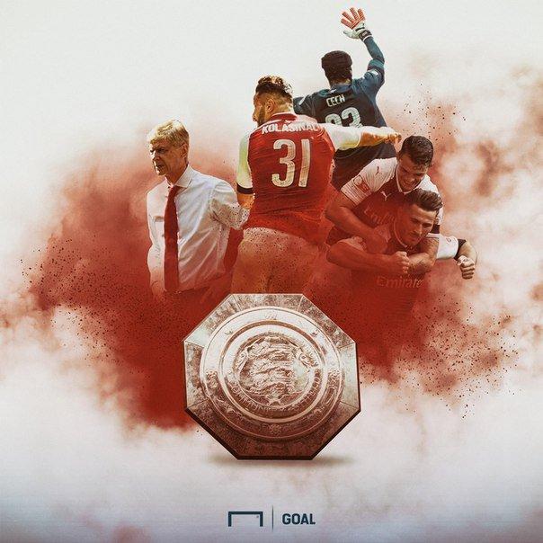 арсенал выиграл суберкубок 2017 таком