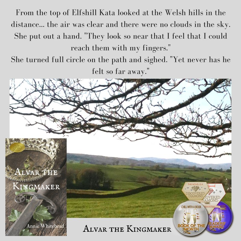 &quot;Atmospheric...a good sense of the period... an easy and enjoyable read.&quot; ~ HNS Reviews  http:// mybook.to/AlvartheKingma ker &nbsp; …  #histfic #fridayreads <br>http://pic.twitter.com/addqphncjh