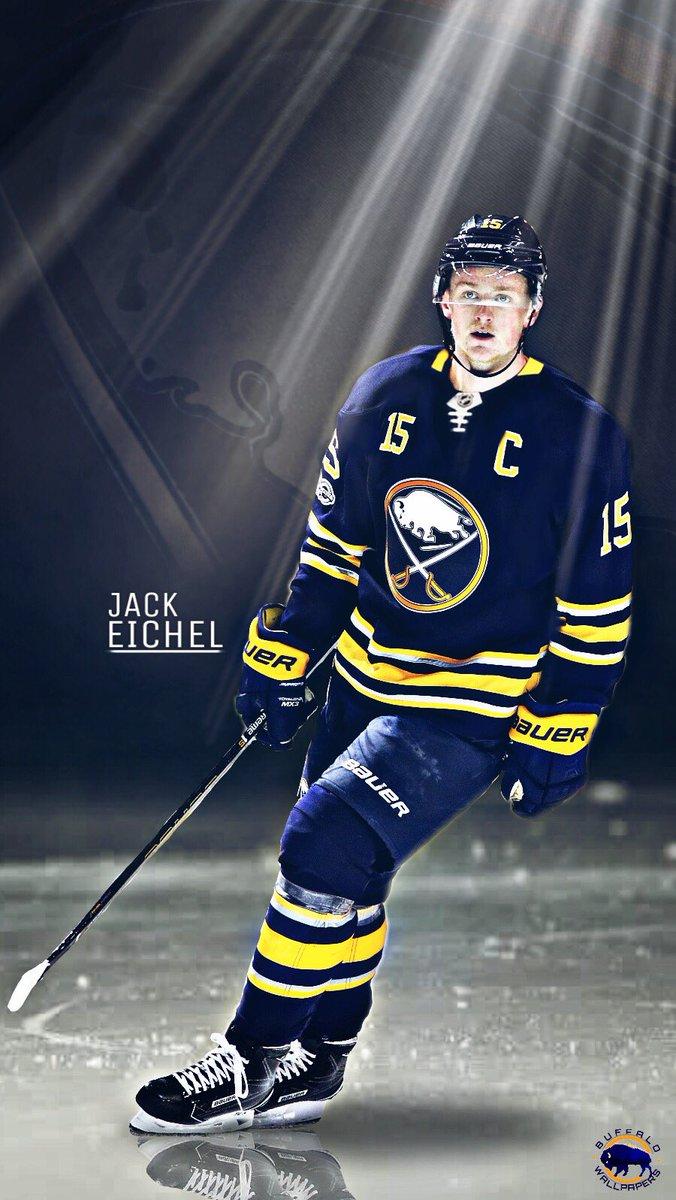 d20fe77e1 Jack Eichel captain wallpaper #JackEichel #BuffaloSabres pic.twitter.com/KIPcZmPqId