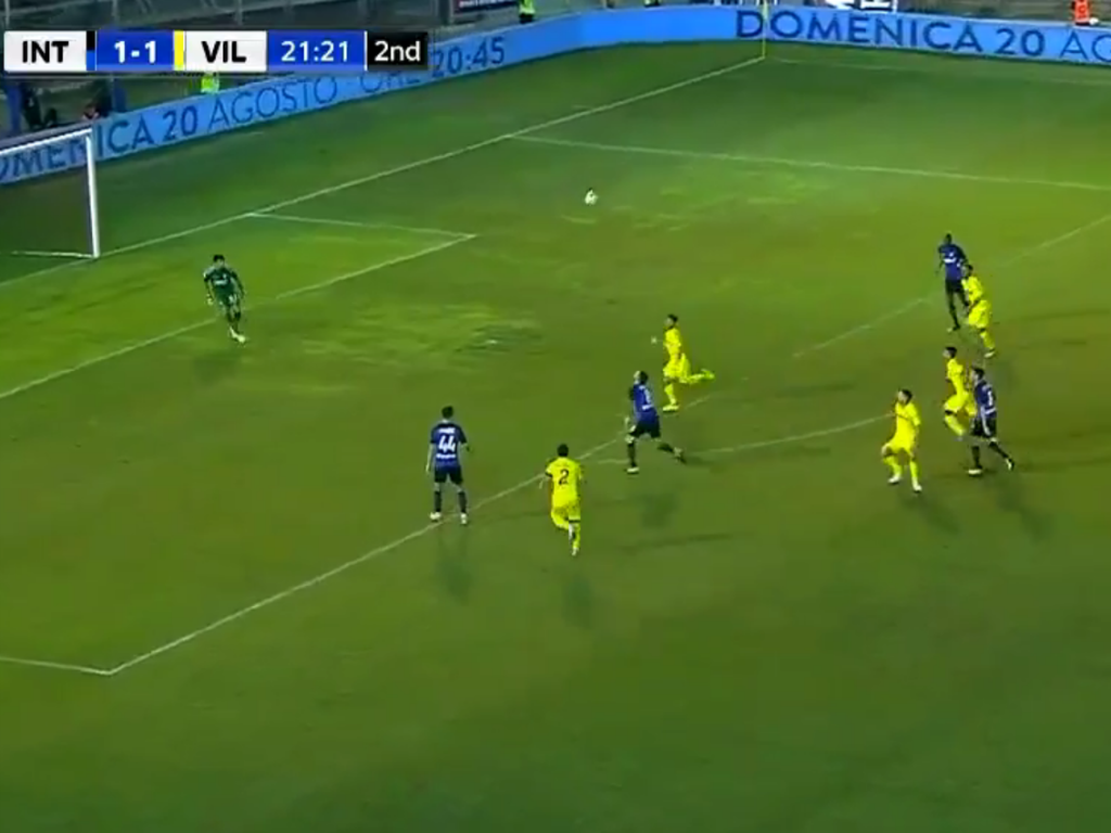VÍDEO: Jovetic decidiu duelo entre João Mário e Rúben Semedo com golaço https://t.co/9E9bGpalSB