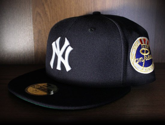 209f4536d44f0 ... sale green under brim ecapcity new york yankees 1962 world series  59fifty new era fitted hats