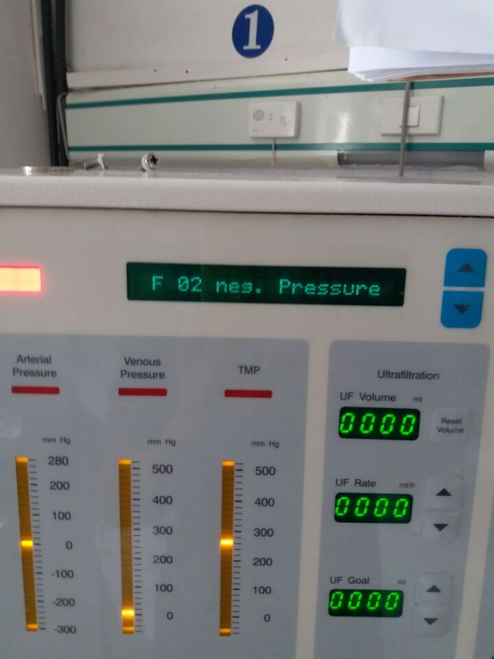 Fresenius 4008b Dialysis Machine Manual