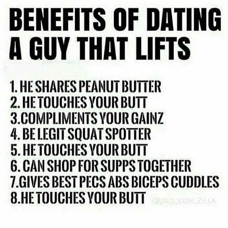 Gym rat dating site