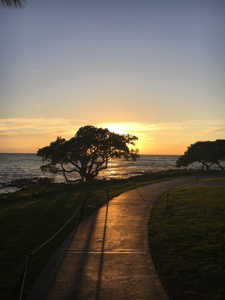 #Sunset along the beach by John Van Kirk #Maui #Hawaii https://t.co/OFs5Ymam6E