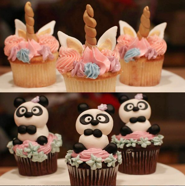 A C Moore On Twitter These Cupcakes From Somethingsweetcompany