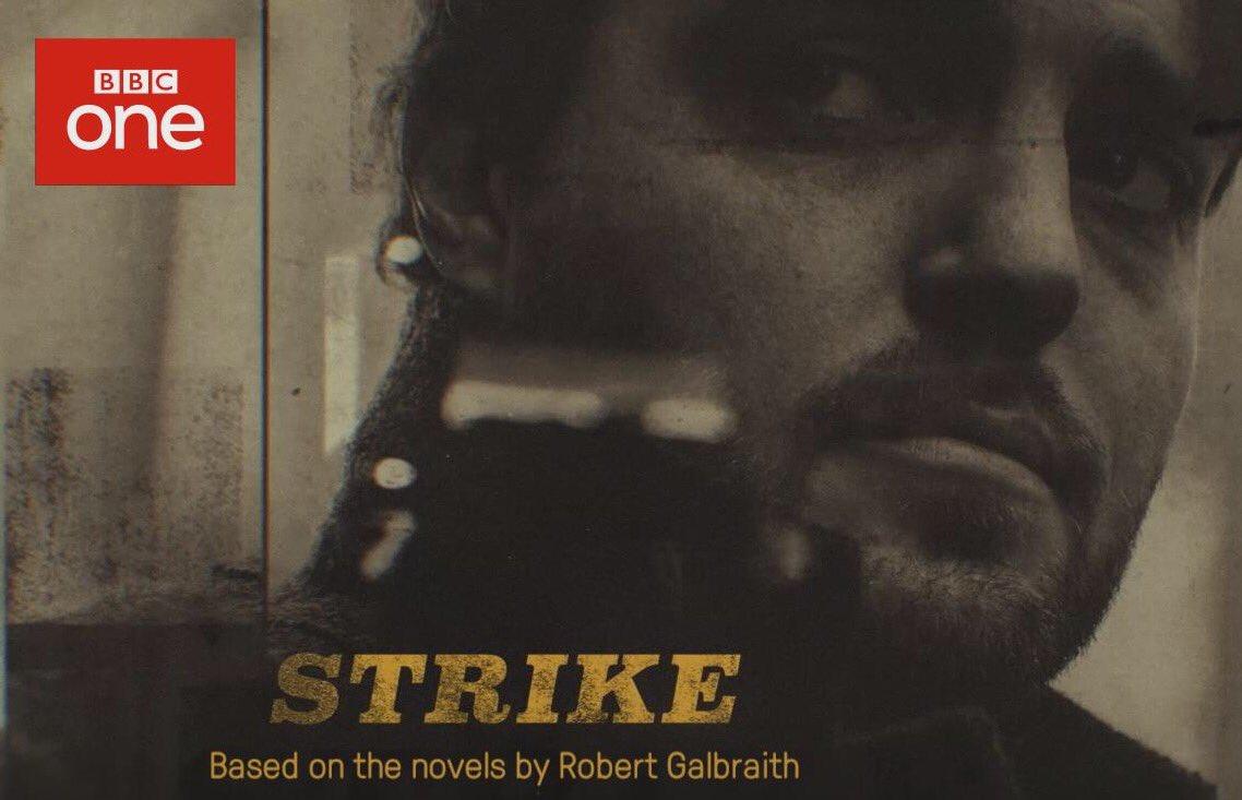 The Cormoran Strike Mysteries series, bientôt sur la BBC (topic général) - Page 6 DGm9QxAXcAAirIZ