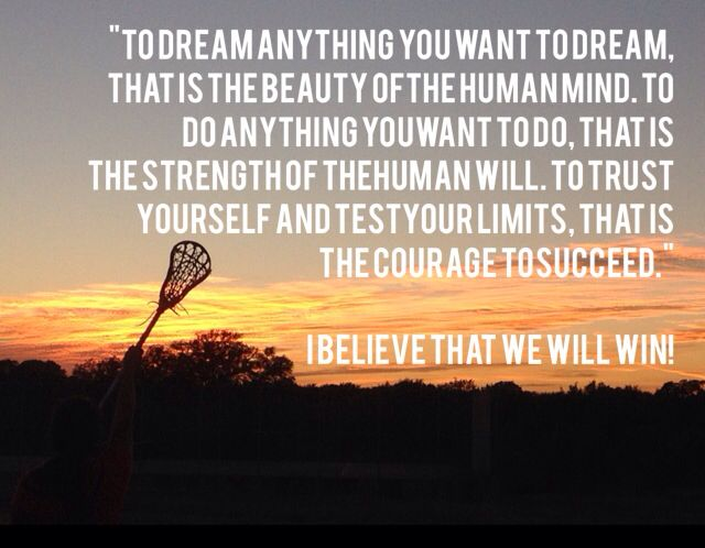"""Lacrosse Quotes Interesting Lacrosse Coach™ On Twitter """"this Is My Dream#lacrosse ."""