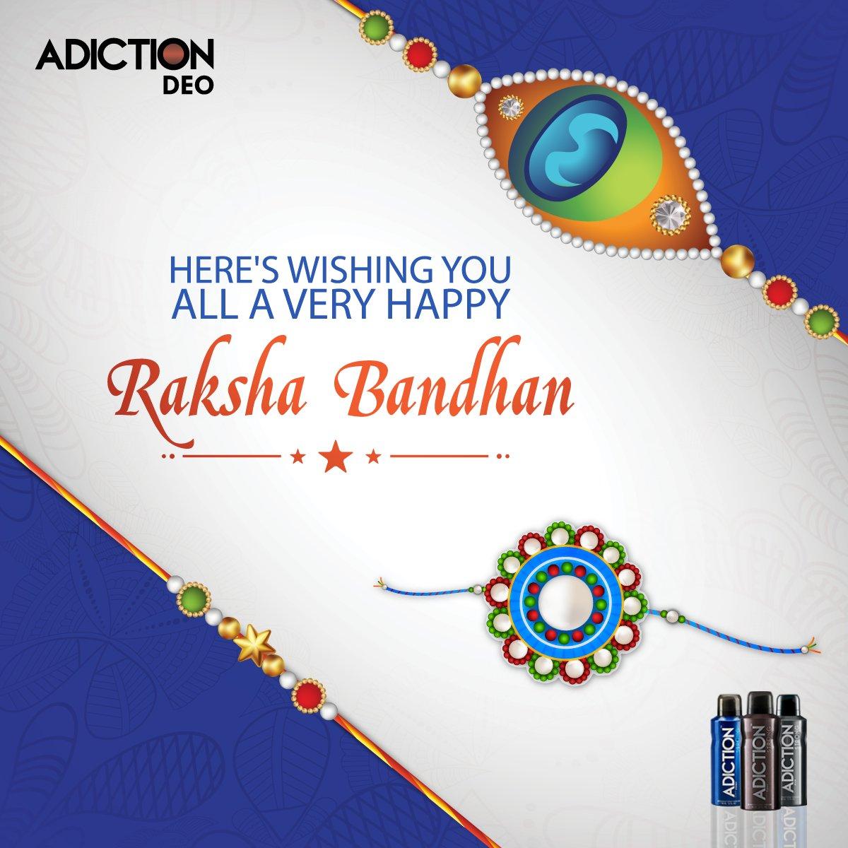 Celebrate this Raksha Bandhan with us. #HappyRakshaBandhan #Rakhi #IndianFestival https://t.co/ZMxuh90gwm