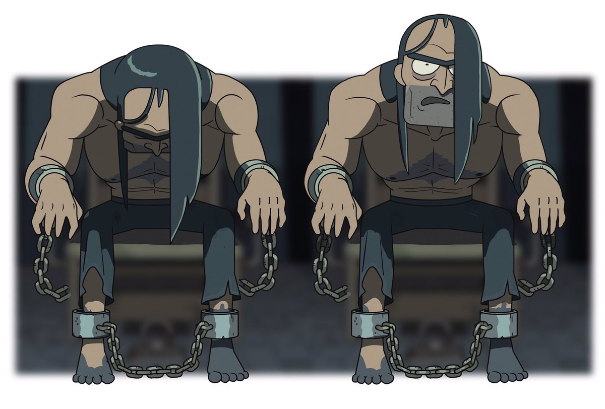 """danny trejo on twitter: """"jaguar from @rickandmorty by: @theboothbee"""