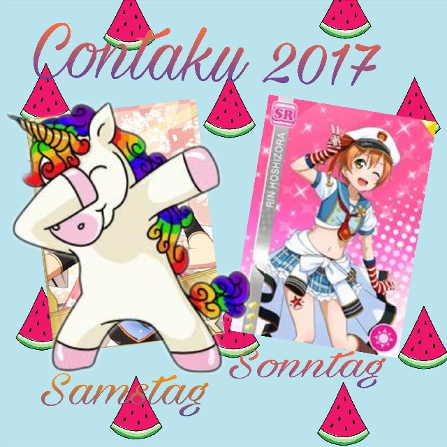 So my congaku line up  Saturday will be a surprise that I am with @AllenShinya  together  and Sunday dan love live with group #Contaku <br>http://pic.twitter.com/Axmc0OkLP0