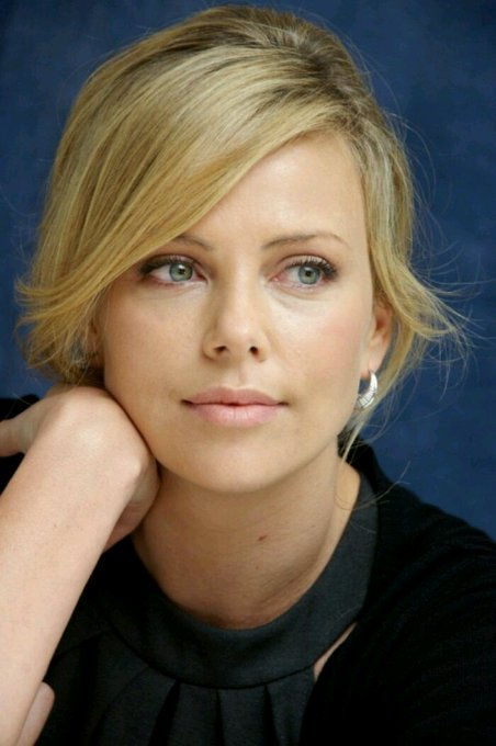 Happy Birthday, Charlize Theron, born August 7th, 1975, in Benoni, South Africa.