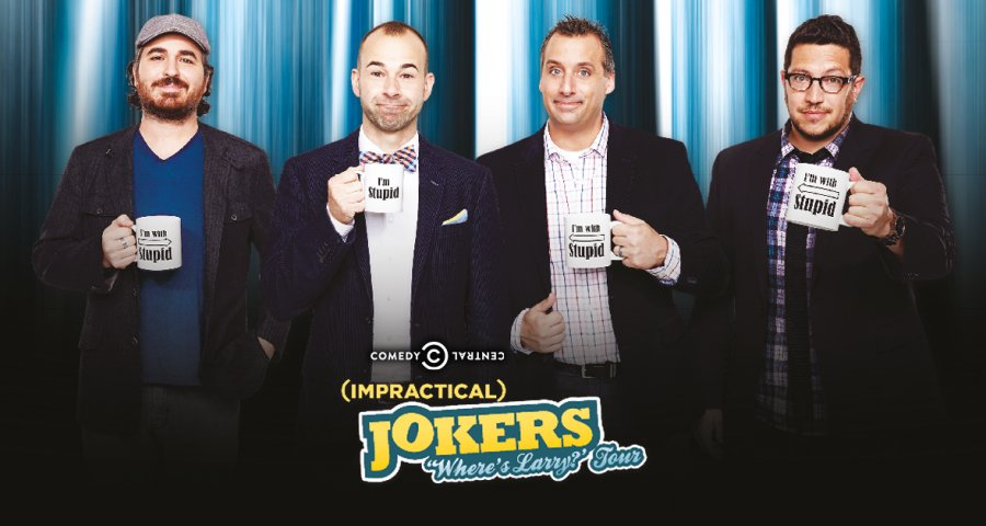 COMPETITION | We've got tix to #giveaway to see @truTVjokers in #Cardi...