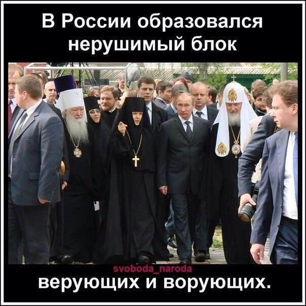 Российские власти репрессируют верующих различных конфессий, - Госдепартамент США - Цензор.НЕТ 4461