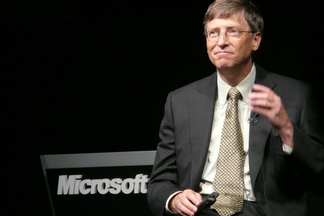 a biography of bill gates the founder of microsoft and the richest man in the world