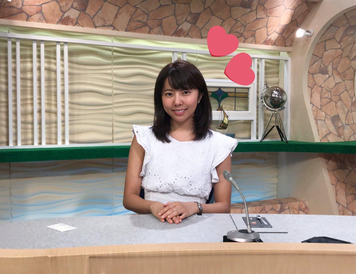 みなさんお久しぶりです😊! サンテレビアナウンサーとして「初鳴き」を迎えました。  今日が新たなスタ…