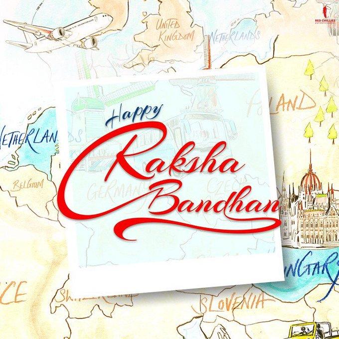 Enjoy #JHMS with your siblings today... Happy #RakshaBandhan  https://t.co/siaDyudp4L https://t.co/Sz8zTZ5Yau