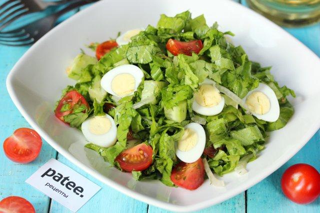 Рецепты салата черепаха
